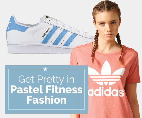Get Pretty in Pastel Fitness Fashion | Coupons.com