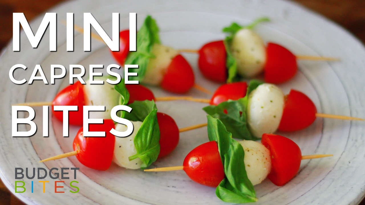 Mini Caprese YT Thumb
