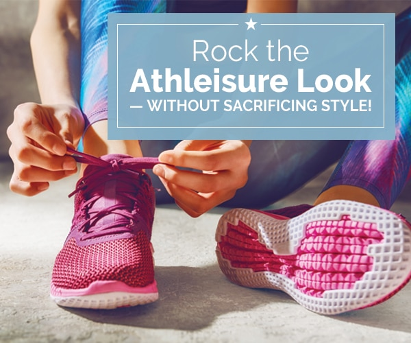 Rock the Athleisure Look — Without Sacrificing Style! | Coupons.com