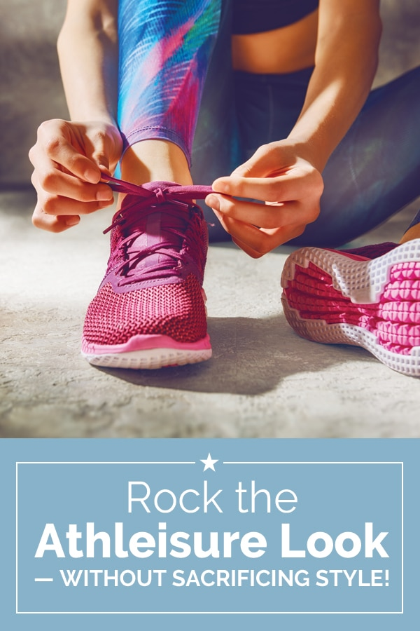 Rock the Athleisure Look — Without Sacrificing Style!   Coupons.com