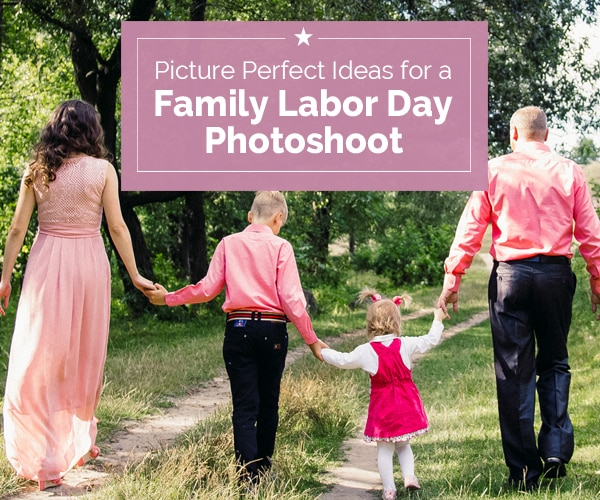Picture Perfect Ideas for a Family Labor Day Photoshoot | Coupons.com