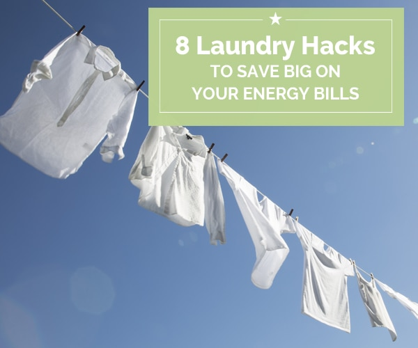 8 Laundry Hacks to Save Big on Your Energy Bills | Coupons.com