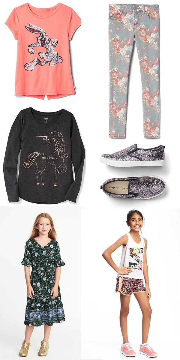 Old Navy and Gap Kids 50% Off Sale | Coupons.com
