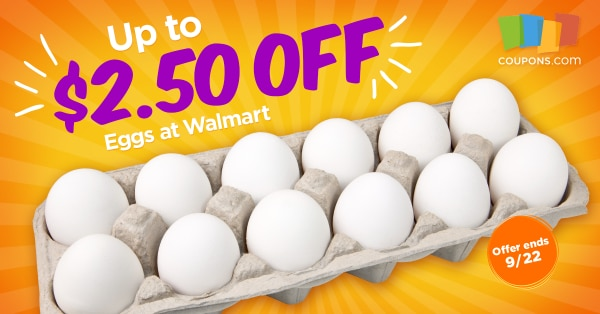 Free Egg Coupon