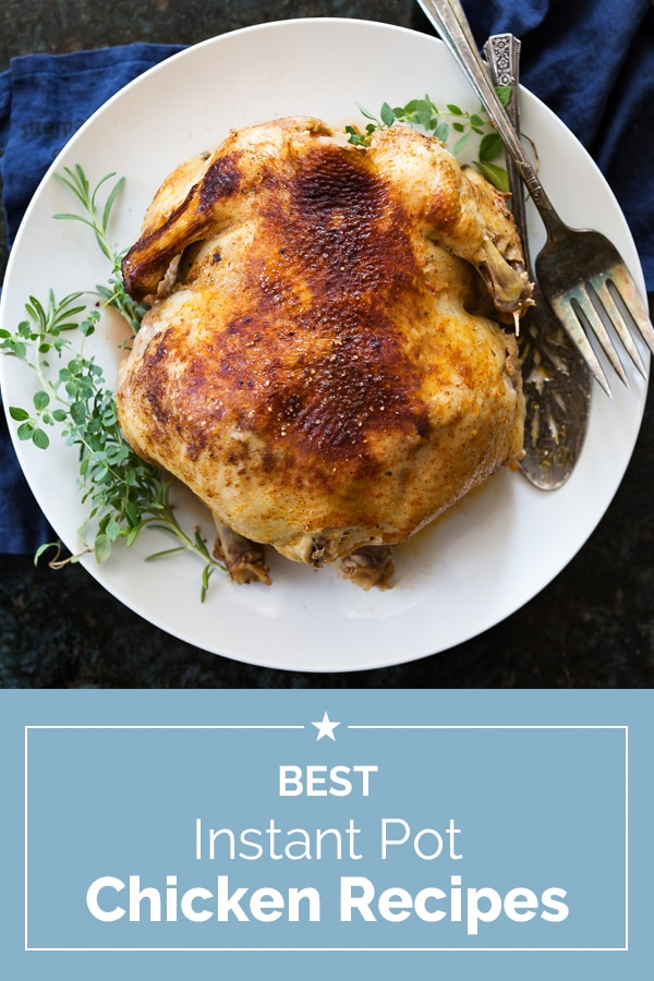 Best Instant Pot Chicken Recipes | Coupons.com