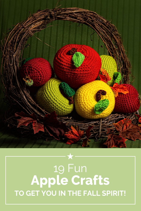 19 Fun Apple Crafts to Get You In the Fall Spirit! | Coupons.com