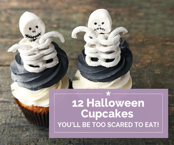 12 Halloween Cupcakes You'll Be Too Scared to Eat! | Coupons.com