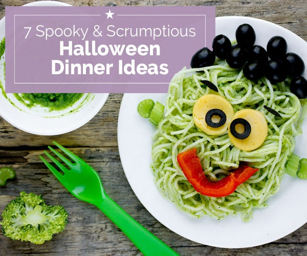 7 Spooky & Scrumptious Halloween Dinner Ideas | Coupons.com