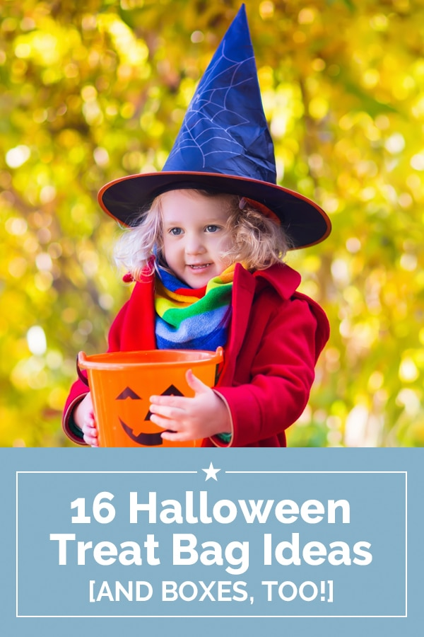16 Halloween Treat Bag Ideas | Coupons.com