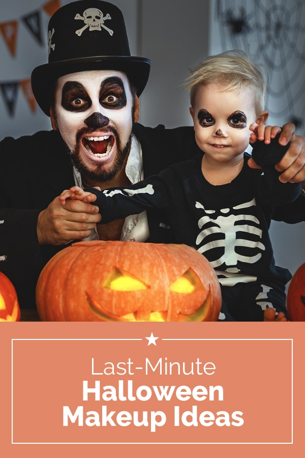 Last-Minute Halloween Makeup Ideas | Coupons.com