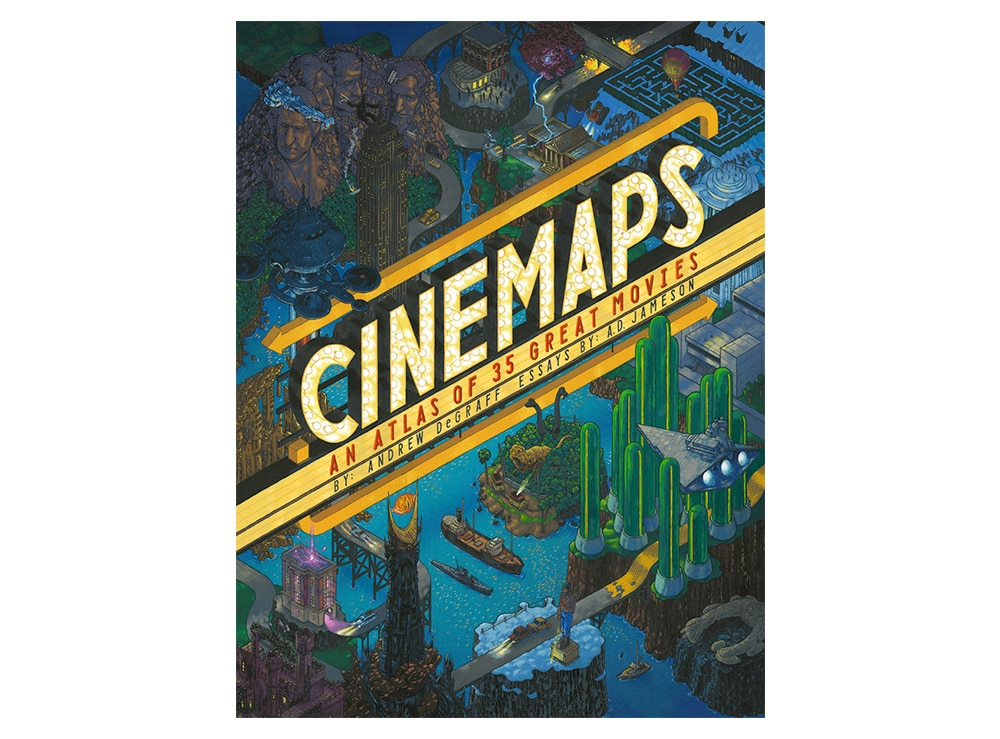 Entertainment Gift Guide-Cinemaps