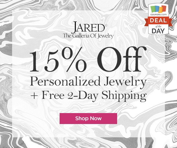 Get exclusive Jared coupon codes & discounts up to 20% off when you join the siti-immobilier.tk email list Ends Nov. 30, 44 used this week $30 avg saved Jared is one of the leading names in jewelry and gifts like bracelets, earrings, rings and necklaces.