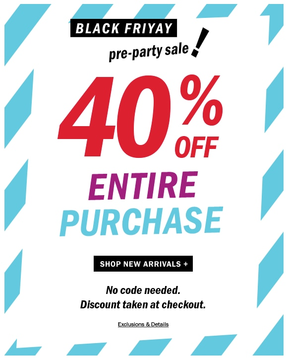 Old Navy Black Friyay | Coupons.com