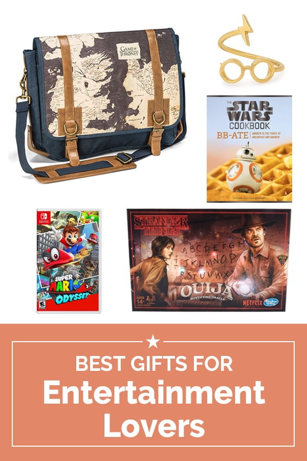 Best Gifts for Entertainment Lovers