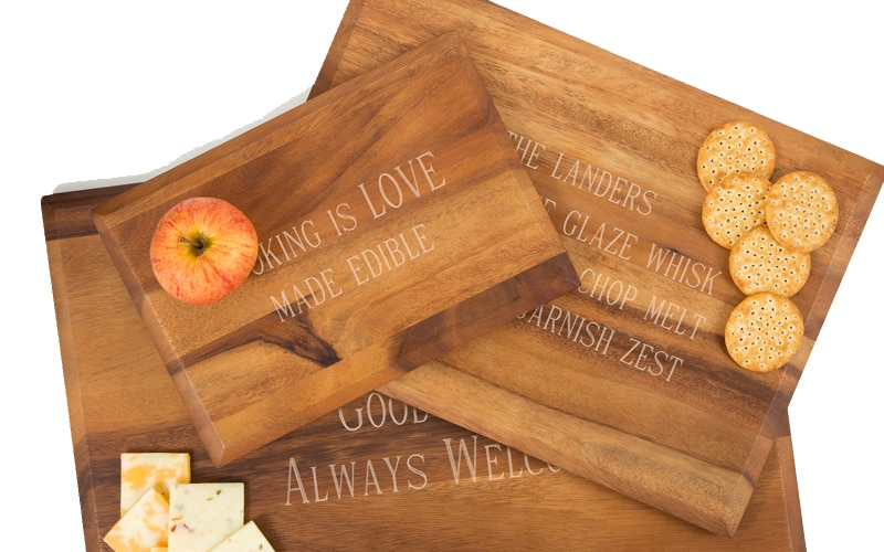 Things Remembered Cutting Board