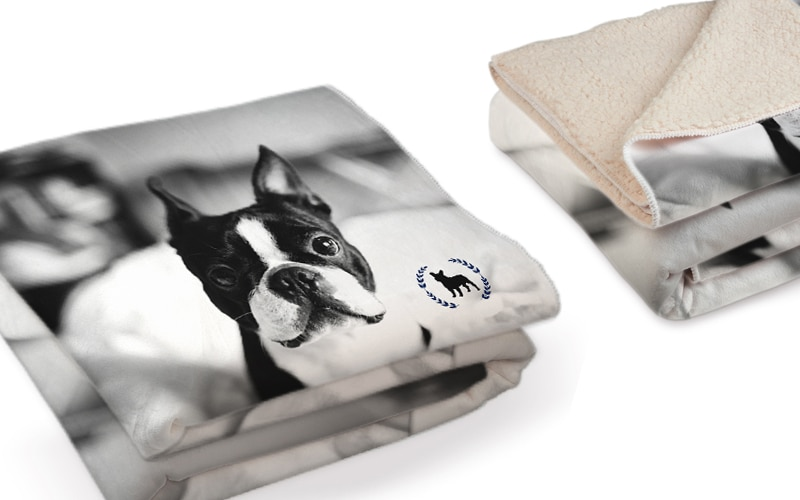 Snapfish Fleece Blanket