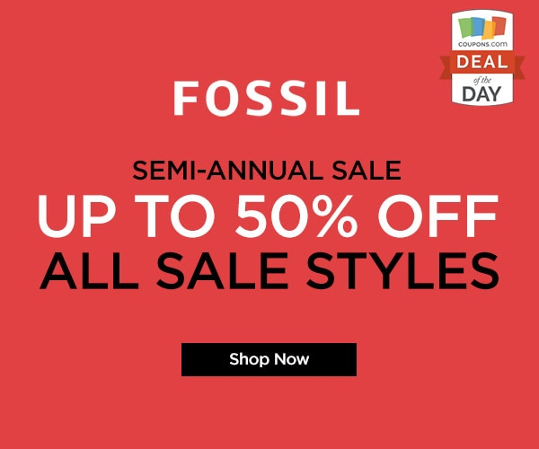 Fossil is an online and retail manufacturer of fashion apparel and accessories for men and women. They market their products in nearly countries, specializing in fashion accessories like watches, wallets and sunglasses bearing the company's name.