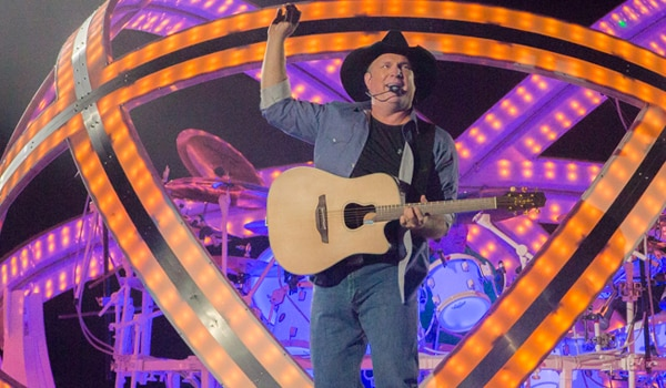 StubHub Garth Brooks