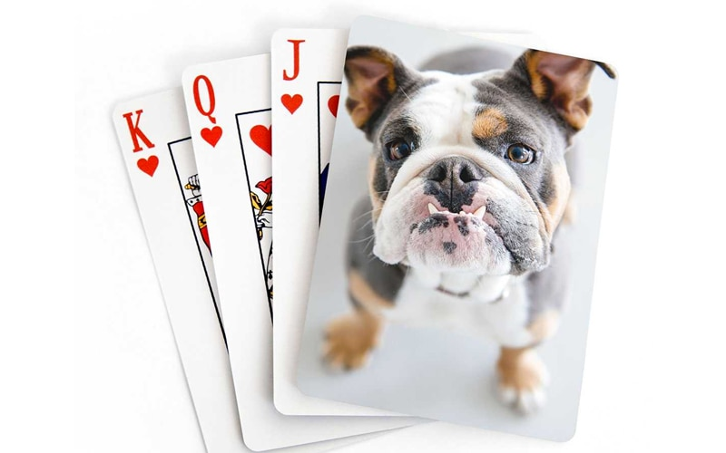 Snapfish Playing Cards
