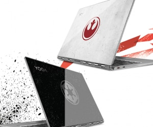 Lenovo Star Wars Laptop