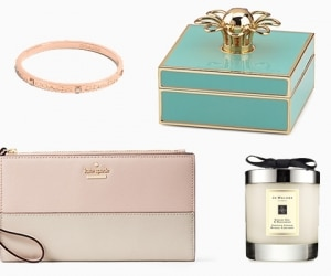 Gift Guide: Luxe for Less
