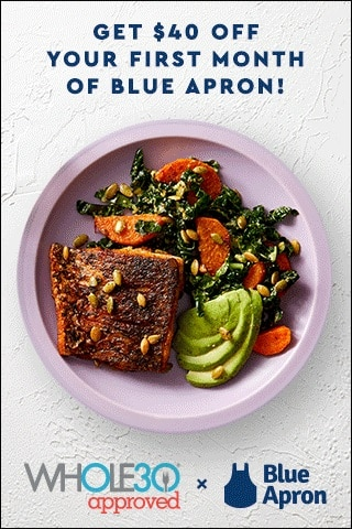 Blue Apron Whole30