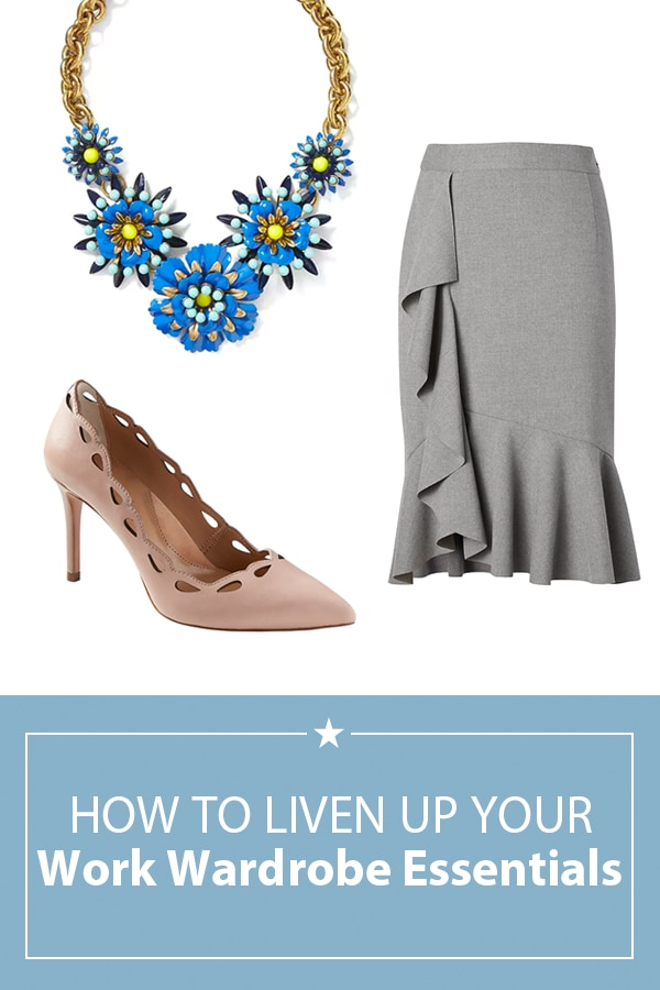 How to Liven Up Your Work Wardrobe Essentials - Banana Republic