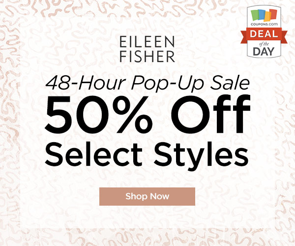 Eileen fisher coupon code 2018