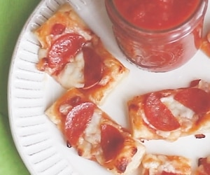 Pizza Stick Dippers