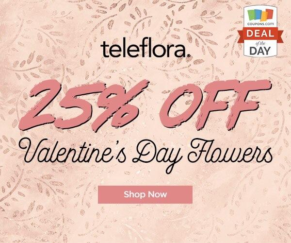 Www teleflora com coupons
