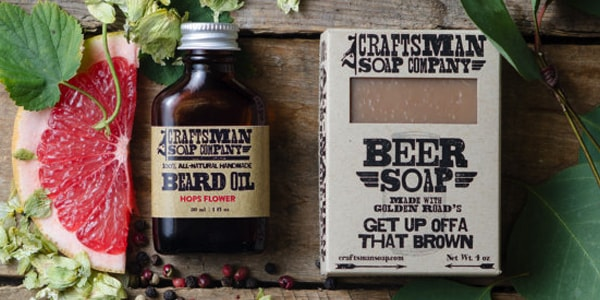 Natural Beard Care Kit