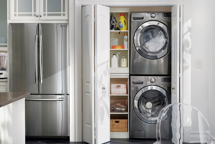 The Home Depot Laundry Room