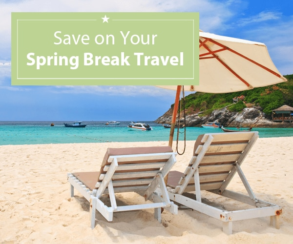 Expedia Spring Travel