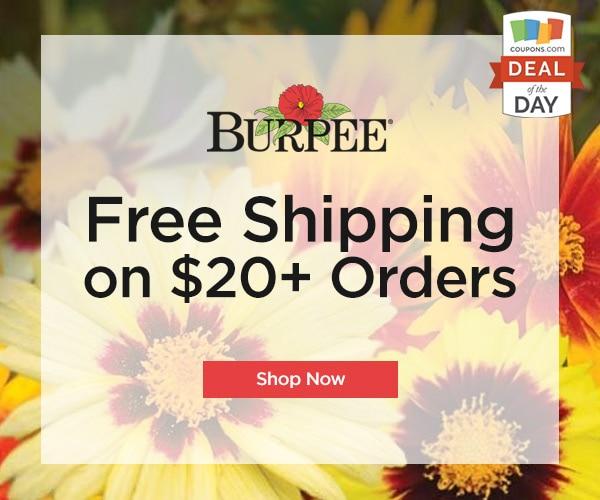 Burpee coupon code 2018