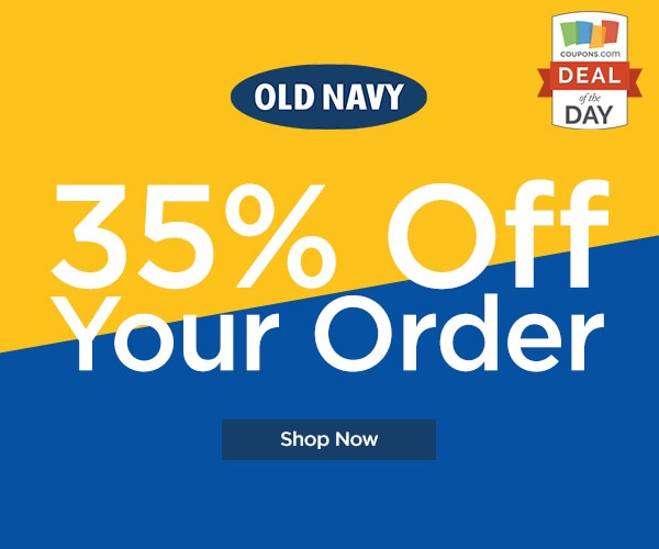 Deal of the day coupons