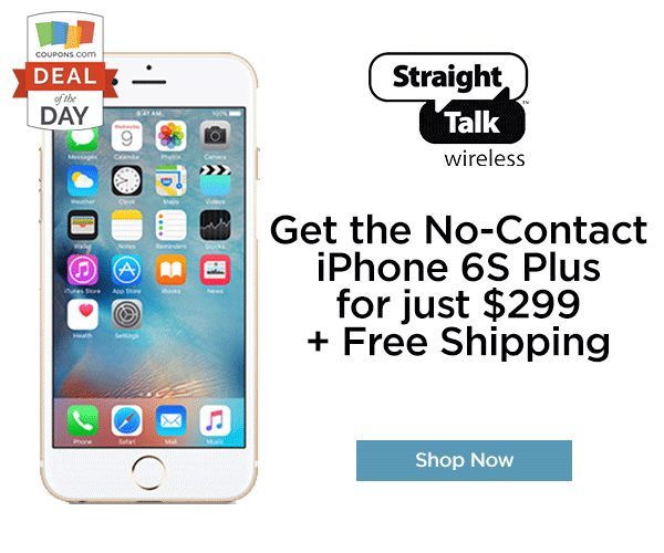 coupons for iphone 6 plus