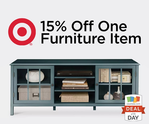 Deal Of The Day 15 Off At Target Thegoodstuff