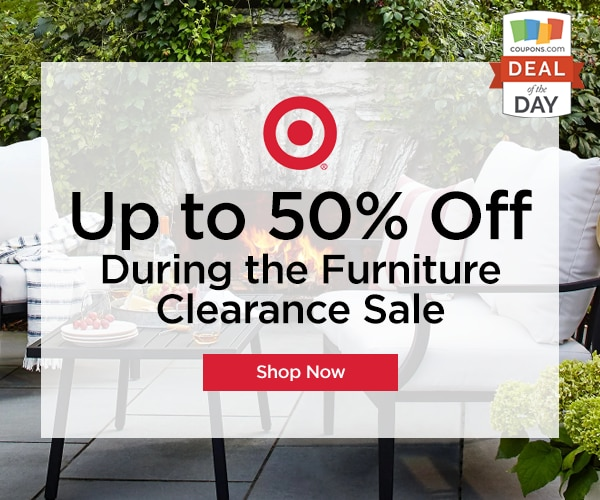 Deal Of The Day Up To 50 Off At Target Thegoodstuff