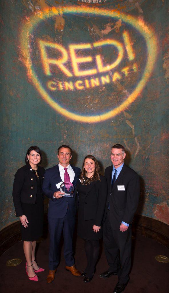 Quotient Wins at REDI Cincinnati